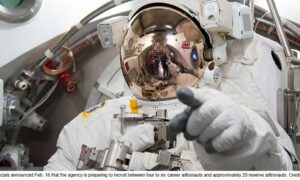 'Parastronaut' looked for as ESA initiates its first new space travelers in over 10 years