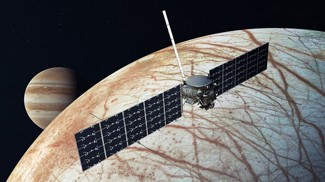 Europa Clipper: Nasa's ocean world mission gets launch date