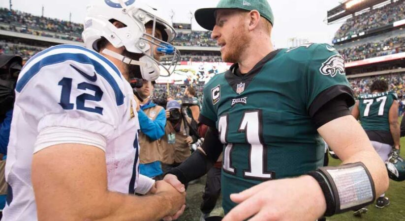 NFL insider figures Eagles will exchange Carson Wentz this week | What it implies for Jets' Sam Darnold