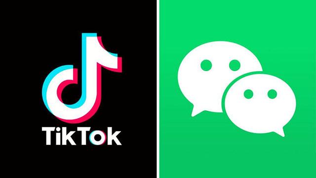 US President Joe Biden 'pauses' TikTok and WeChat bans