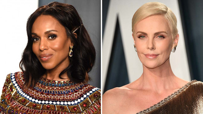 """""""School of Good and Evil"""" expands lineup Charlize Theron as the villain"""