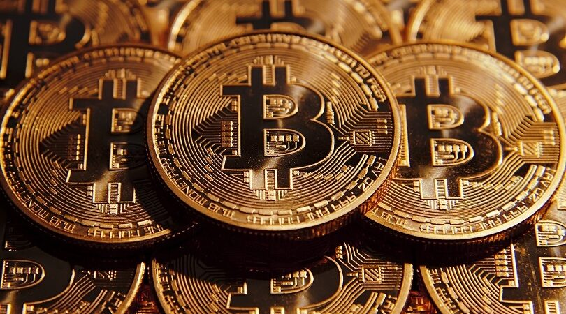 For the first time Bitcoin hits $1 trillion in market valuation