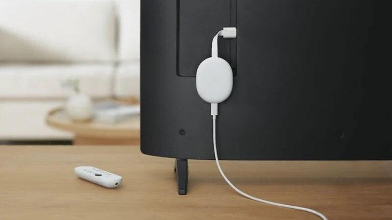 Apple TV App Now Available on Google's Latest Chromecast Device