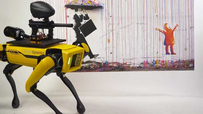 You can handle an equipped Spot robot online today, and Boston Dynamics is troubled