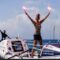 Jasmine Harrison, 21, rows across Atlantic in 70 days, sets record