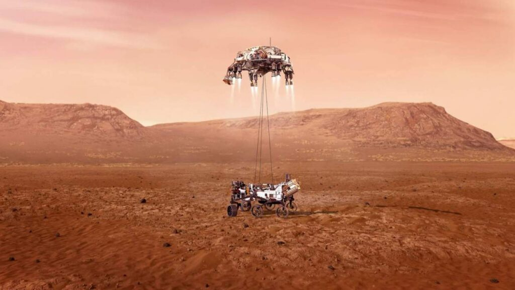 NASA Perseverance landing today: When & how to watch the Mars rover