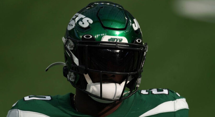 What Justin Simmons' new agreement means for Jets S Marcus Maye