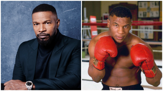 Jamie Foxx to Play Mike Tyson in Limited Series With Antoine Fuqua, Martin Scorsese Onboard