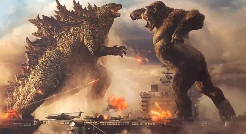 """Godzilla vs. King Kong"" breaks billions on the first day"