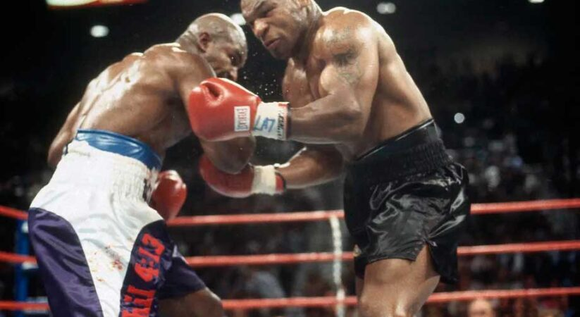 Mike Tyson supposedly decays $25 million assurance for set of three battle with Evander Holyfield
