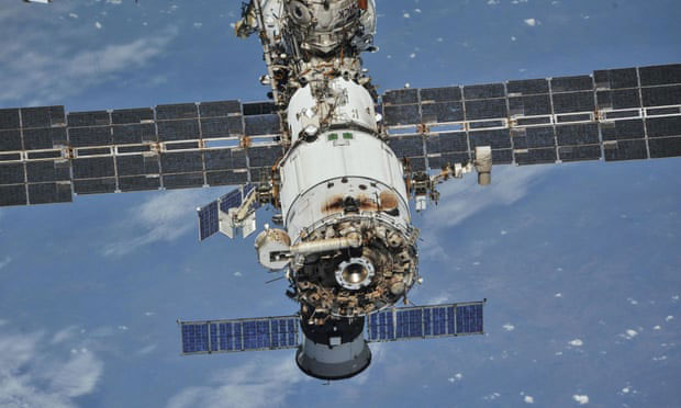 Russia: we'll leave International Space Station and construct our own