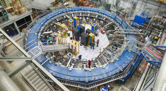 Fermilab Experiment Hints at New Fundamental Force of Nature