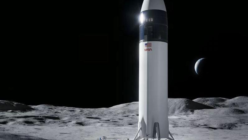 SpaceX Wins $2.9 Billion Contract For Next Lunar Lander
