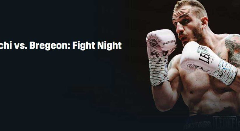 Fabio Turchi vs Dylan Bregeon Live Streams Reddit: Watch Boxing Online Without Cable