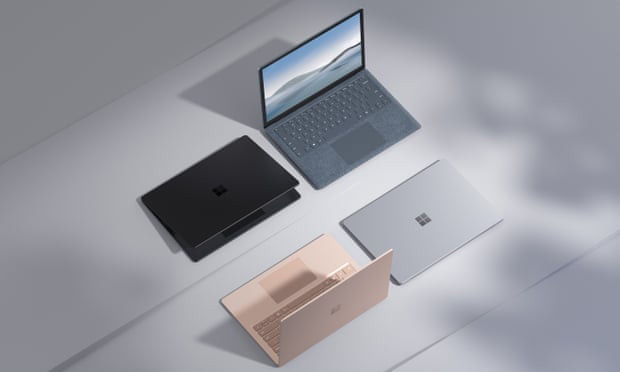 Microsoft announces Surface Laptop 4 with choice of Intel or AMD processors