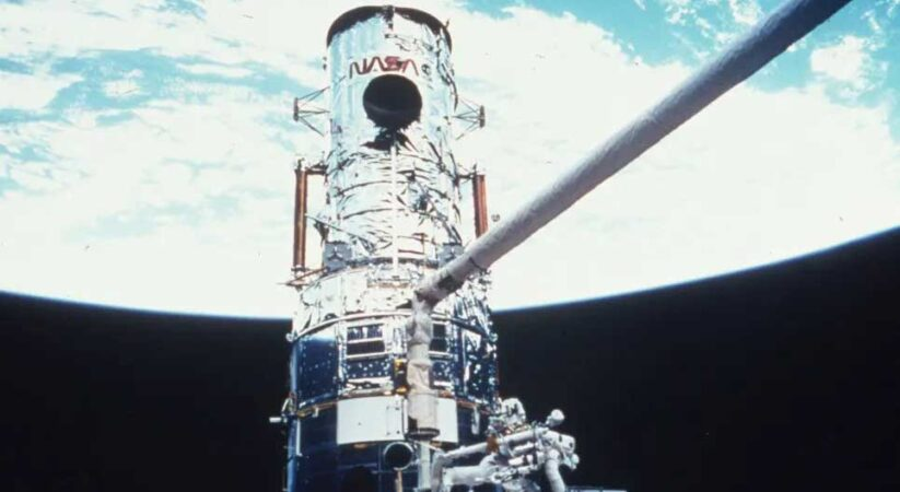 This Day In History: Hubble Space Telescope Goes Into Orbit