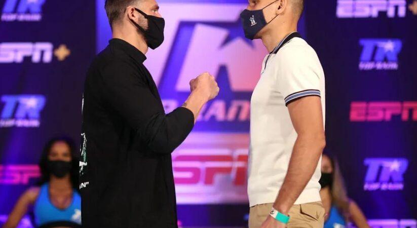 Joe Smith Jr. vs. Maxim Vlasov full fight: TV Schedule, Channel, How to watch online