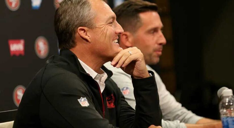 NFL insider guarantees that 49ers won't pick Justin Fields