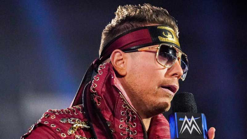 WWE Star The Miz Wants To Be Johnny Cage in Mortal Kombat Sequel