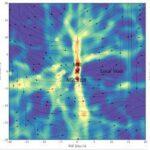New Dark Matter Map Reveals Hidden Bridges Between Galaxies
