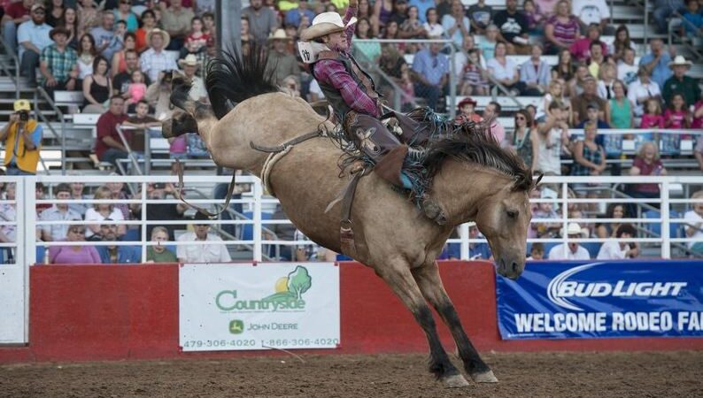 Old Fort Days Rodeo 2021 live stream: How to watch without cable
