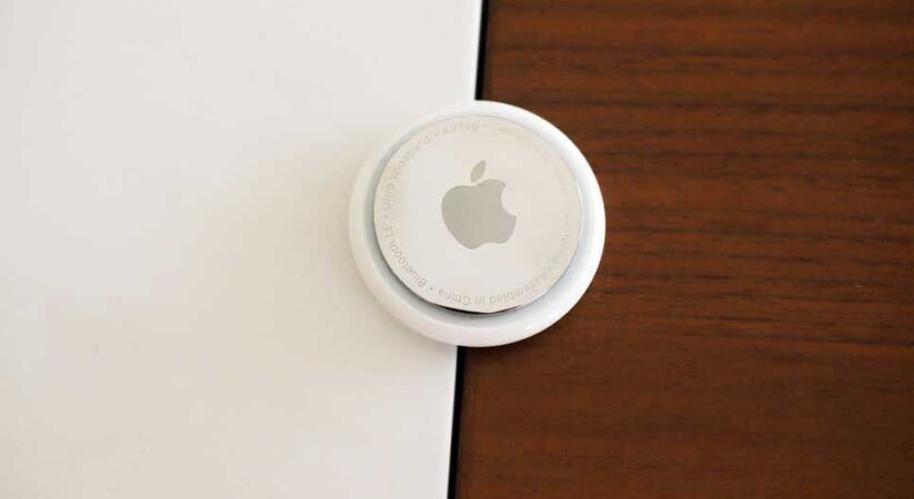 It's Apparently Possible to Drill a Key Ring Hole Into Apple's AirTags Without Messing Them Up