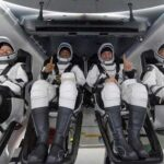 SpaceX Crew Dragon astronauts arrive home with rare pre-dawn splashdown in Gulf of Mexico