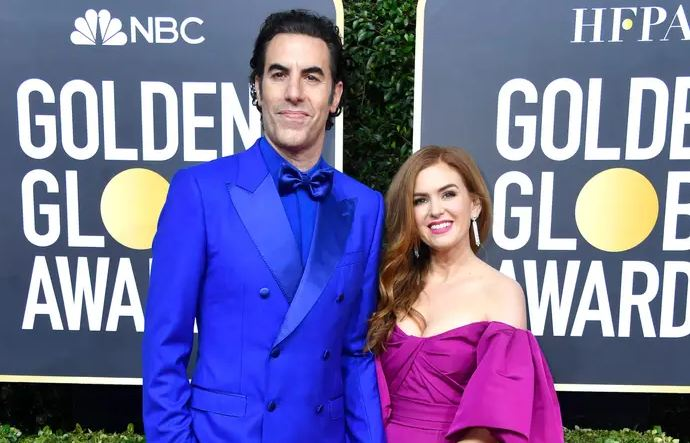 Why Isla Fisher and Sacha Baron Cohen Don't Post Their 3 Kids on Social Media