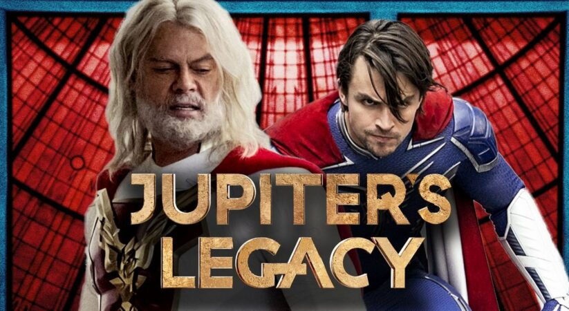 How 'Jupiter's Legacy' Tells Decades of Stories