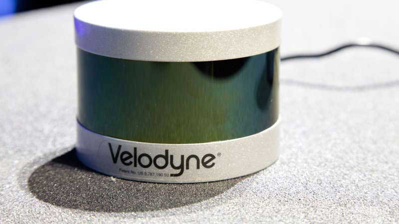 The founder of lidar maker Velodyne is going to war with his own SPAC