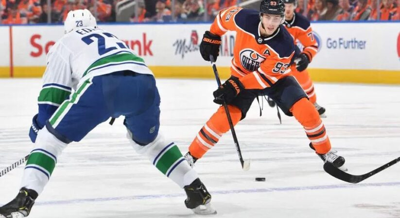 Oilers vs Canucks Live Stream: How to watch NHL on TV