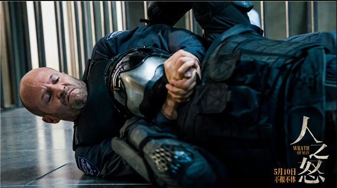 """The movie """"WRATH OF MAN"""" exposes the ultimate trailer Jason Statham as his son's revenge"""