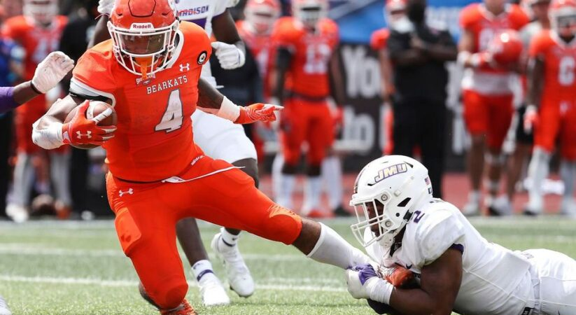 FCS National Championship live stream: How to watch SAMHOU vs SD State time on TV