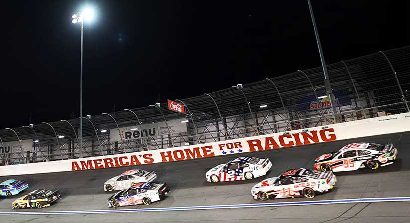 Coca Cola 600 Live Streams : Watch NASCAR Cup Series 2021 online Without Cable
