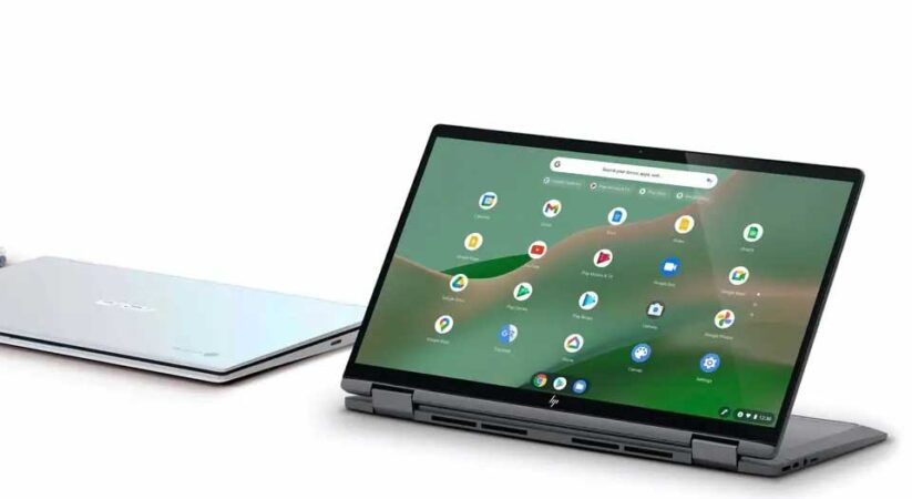 Chromebooks might soon come with Google Meet and Google Chat preinstalled