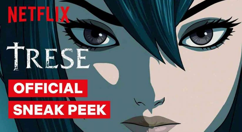 Watch the first five minutes of Netflix's Philippine folklore anime Trese