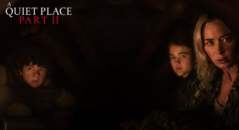 A Quiet Place sequel passes $100m mark in US and Canada