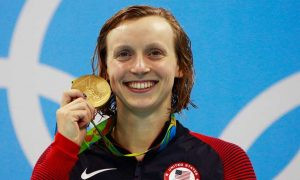 Katie Ledecky's Olympics timeline: Medals, records and more to know about U.S. star swimmer