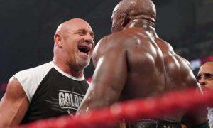 """I'm Next:"" Goldberg Returns to WWE Programming, Sets Stage for Match Against Champion Bobby Lashley"
