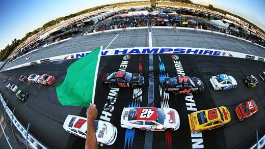 What time does the NASCAR race start today? TV schedule, channel for New Hampshire race