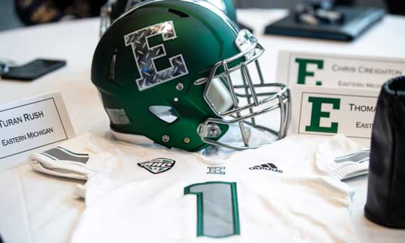 Eastern Michigan football vs St. Francis PA: How to watch NCAA Football online, start time from Anywhere