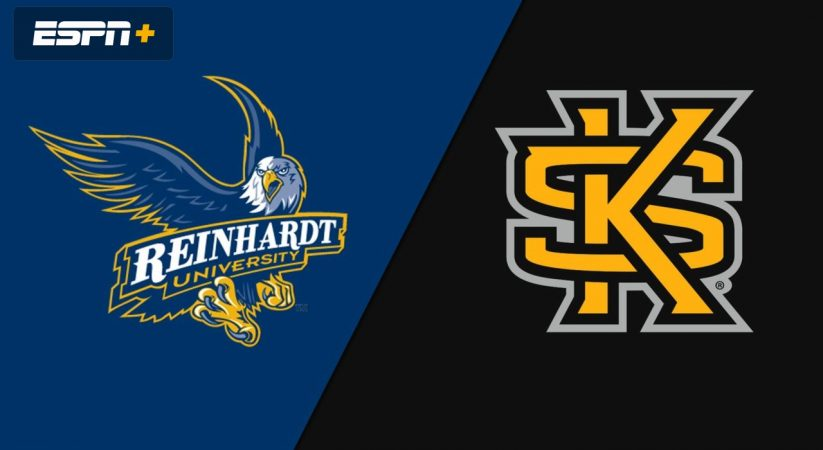 Reinhardt vs Kennesaw State: Date and Time TV, Live Stream, How to Watch