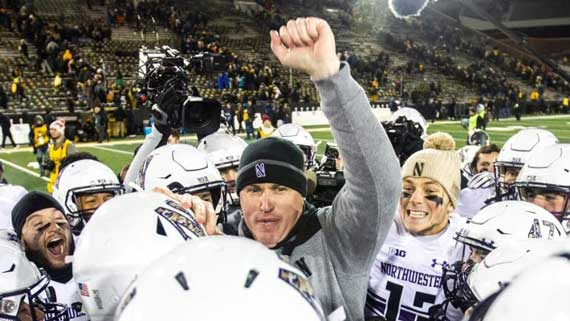 MI State vs Northwestern: How to watch NCAA Football online, start time from Anywhere