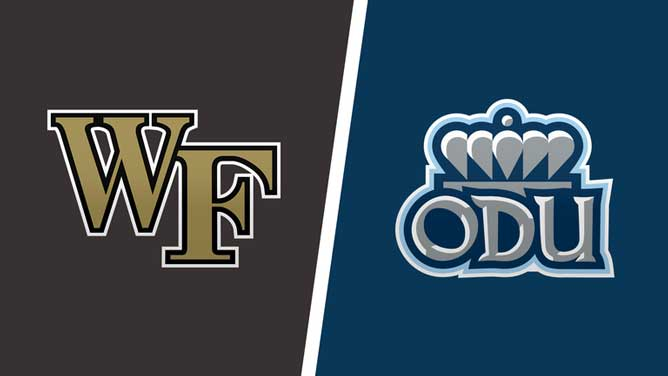Old Dominion vs Wake Forest: How to watch NCAA Football online, start time from Anywhere