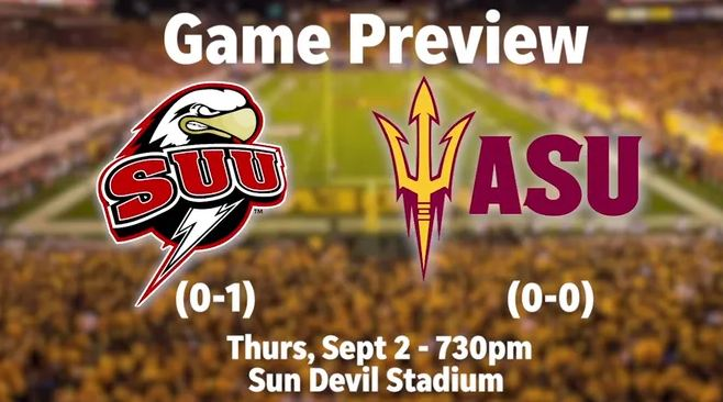 Southern Utah vs ASU Live Stream, Date and Time TV